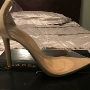 Shoes - Oh Yes Clear pumps